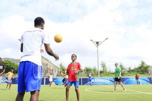 Coaches Across Continents Weiterbildung