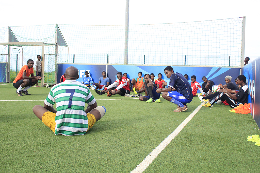 Fußball Für Soziale Entwicklung